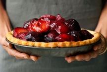 Pies & tarts. / by Erin Phraner