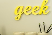Office Space / Decor tips and inspiration for the workspace / by SupplyGeeks Office Supplies