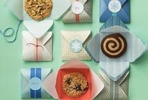 Packaging & serving. / by Erin Phraner