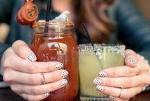 Food + Drink / by Haute Hippie