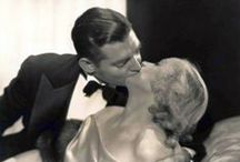Gable and Lombard... / Clark Gable, and Carol Lombard While individually they achieved fame, together they became one of the more perfect relationships in Hollywood. The world has had many memorable couples, however, the pairing of Gable and Lombard was one of the most perfect couples in memory, but like many love stories, had a tragic ending. Here are a collection of resources on the life and love of Clark Gable and Carole Lombard: / by Joann Barile