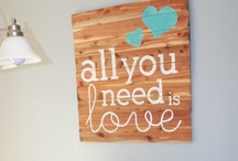 Decorate the Home / Ideas for #decorating your home. / by Sherry {Family, Love and Other Stuff}