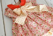 Sewing - Little Dresses & Skirts / by Brad N Ann Moore