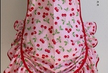 Sewing - Aprons / by Brad N Ann Moore