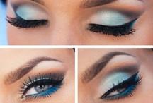 Make-up, Hair, Nails, Skin / by Sarai Ruke