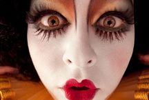 Holidays ~ Halloween Makeup / by Rhonda Reed