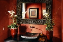 Asian Bathroom / by Allison Rodriguez