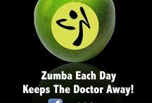 Zumba Fitness / by Marisell Muniz