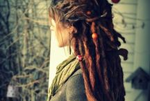 dreads. / by Sommer Rose