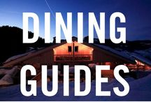 Dining Out / My favorite restaurants and ones I want to try / by Monica
