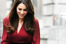 Catherine, Duchess of Cambridge / She's perfect. / by Chelsea Campbell