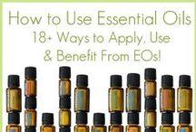Essential Oils / by Tamara Santos