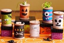 Spooks, Eeeeks, Chills & Thrills! / All Things Halloween!! / by Karen Gundersen