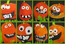 Oct.- Halloween / by Erin Renee