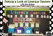 School Ideas-Literacy/Language / by Erin Renee