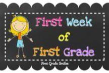 First Week of School / by Erin Renee