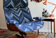 cherished chairs / um things you typically just sit on? / by Kat Randall
