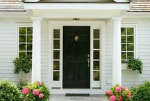 Exterior home / by Southern Sass {Kiersa Small}