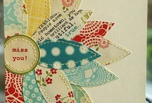 Crafting: Cards to create / by Natalia Caylor