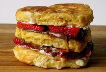 FOOD: Breakfast/Brunch / by Natalia Caylor