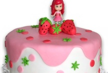 Strawberry Shortcake / by Jessica Timpe