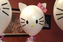 Hello kitty birthday party / by Jessica Timpe