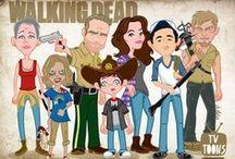 The Walking Dead / by Robin McDowell