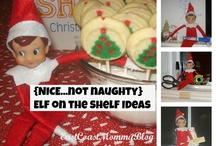 Elf on the Shelf Ideas / Lots of fun Elf on the Shelf Ideas / by Gina Bell... East Coast Mommy