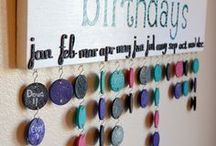 Crafts I want to try... / by Hilda Boltz