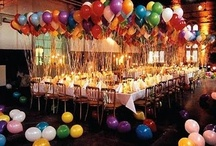 Advanced Party Decoration Ideas / While we'll never tire of balloons and streamers, these particular decorations make our hearts sing. We think you'll fall in love too... / by Evite
