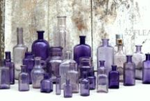 Just Old Glass / Plain Vintage Glass, with all it's Imperfections, is Simply Lovely! / by Lisa Logsdon