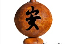 Asian Inspired Fire Globes™ / Asian Inspired Fire Globes™ by Ohio Flame / by Ohio Flame