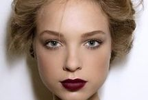 Fall 2013 Makeup Looks / The weather is cooling down, but makeup trends are heating up! / by Mía Mariú