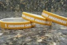 Ink-Filled Debossed Bracelets / Ink-filled deboss style will help you to display your message in a unique way with contrast colored ink which matches your wristband color. / by Amazing Wristbands