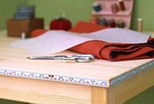 sewing room / by gail