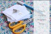 sewing how-to / by gail
