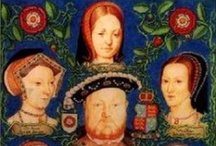History-Tudor England / by Michelle Wright