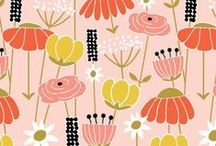 patterns & design / by gail