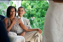 President and First Lady Obama / by Michelle Wright