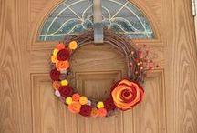 Wreaths / by Fiorella Santos