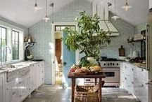 Kitchens / by Allyson Saunders