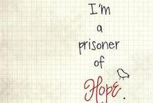 *Hope words* / by Fatima Khalid