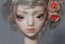 dolls / by Cynthia Thornton