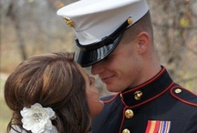 USMC LOVE. / by Brittany Dickenson
