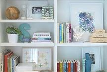 Storage & Organization Ideas / Unique and clever ideas for storage and organization around the home.  / by 55 Downing Street