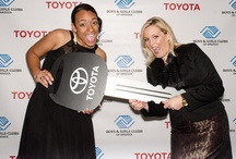 In the Community / Snapshot of our philanthropic efforts across the U.S. / by Toyota USA