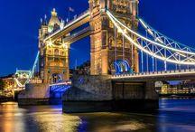 London Vacation / by Carmen Cano