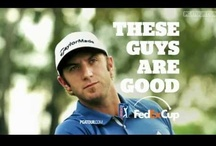 "These Guys Are Good / In our latest installment of ""These Guys are Good"" -- one of the most recognizable taglines in sports marketing -- we focus on top young players. We showcase these popular players and dig a little deeper into their personalities and competitiveness. These insights are told from the perspective of fans. What's your favorite quote? / by PGA TOUR"