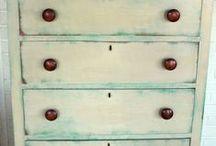 Chalk Paint ® Decorative Paint / by Sherry Laub / Drab 2 Fab Paint & Decor
