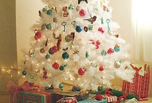Colorful Christmas Trees / by Scotch Colors and Patterns Duct Tape
